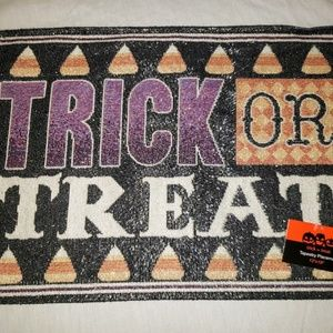 Halloween TRICK OR TREAT Placemats Set of Four